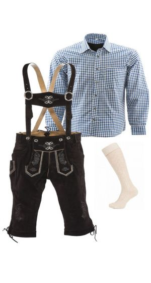 Kinder lederhosen